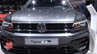 2020 Volkswagen Tiguan R-Line 2.0TSI 230hp - Exterior And Interior - 2019 Geneva Motor Show