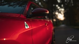 Alfa Romeo Stelvio QV test PL Pertyn Ględzi
