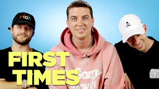 LANY Tells Us About Their Firsts Video