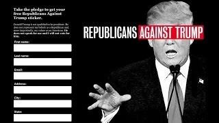 Hillary Clinton Launches 'Republicans Against Trump' Website