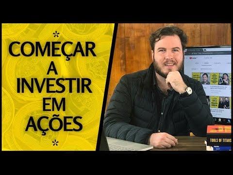 Видео Investimentos para pessoas físicas no Brasil