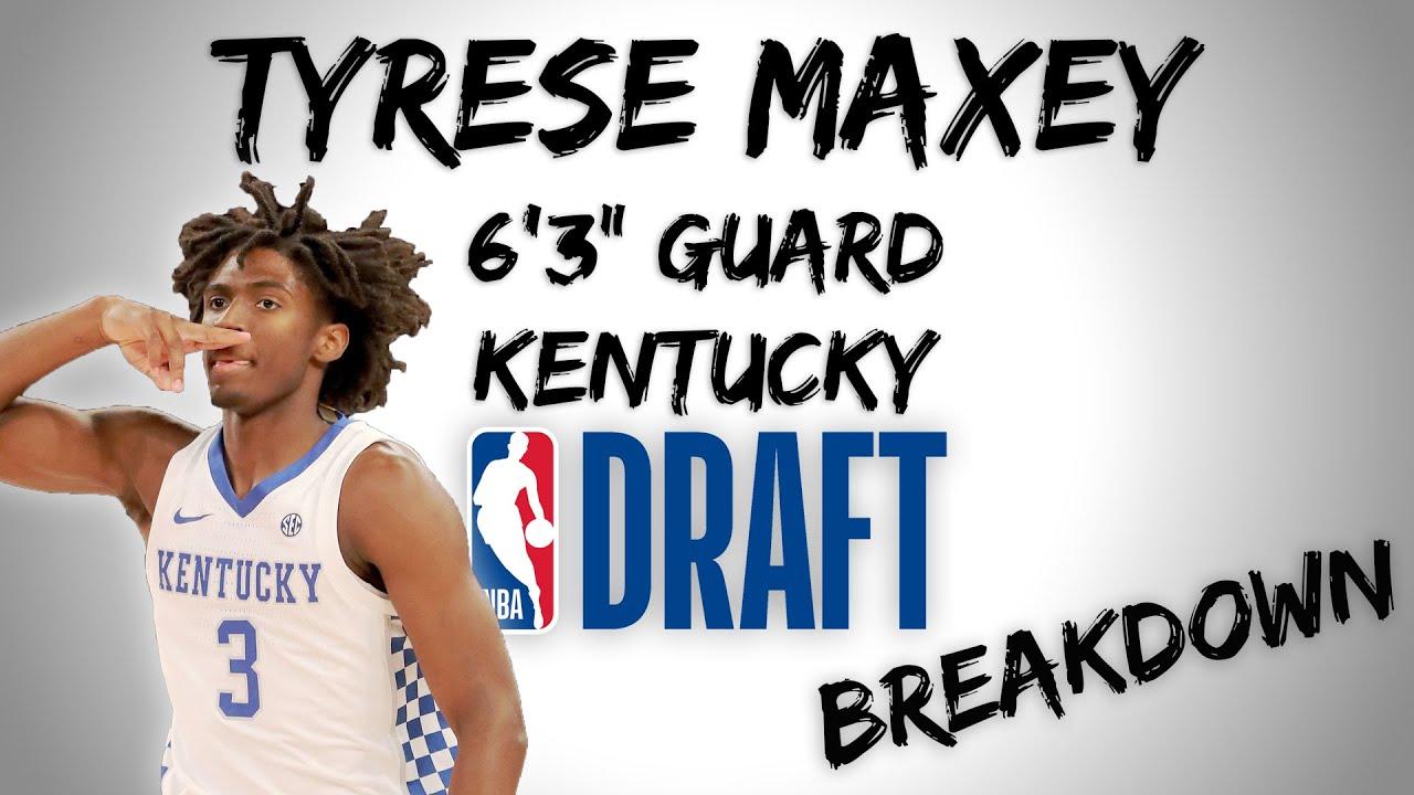 Tyrese Maxey Draft Scouting Video 2020 Nba Draft Breakdowns Youtube