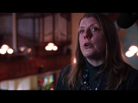 CALLING: Revd Fiona Bennett