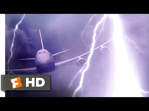 Mega Shark vs. Giant Octopus (2/10) Movie CLIP - Shark Bites Plane (2009) HD