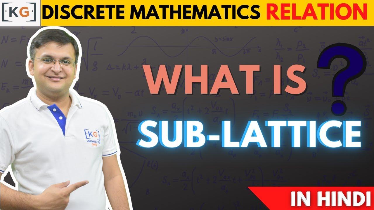 Part 27 sub lattices in discrete mathematics in hindi lattice part 27 sub lattices in discrete mathematics in hindi lattice poset hasse diagram ccuart Images