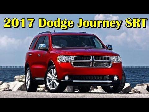 2017 Dodge Journey Srt Picture Gallery