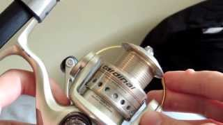 How to Spool a Spinning Reel Properly