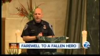 Farwell to a fallen hero