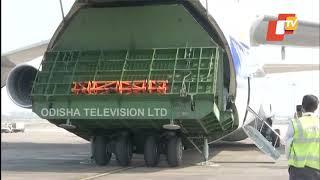 3 Oxygen Generators \u0026 1000 Ventilators Reach Delhi From UK