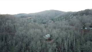 North Carolina Mountain Cabin Dronie