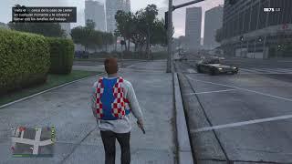 Jugando Grand Theft Auto V