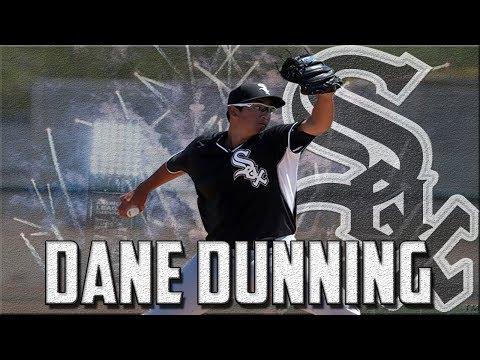 Dane Dunning Highlights   Chicago White Sox RHP Prospect