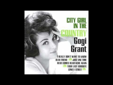 Gogi Grant -  Send Him Back To Me