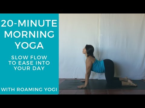 5 Ways to Start the Day Right   Roaming Yogi