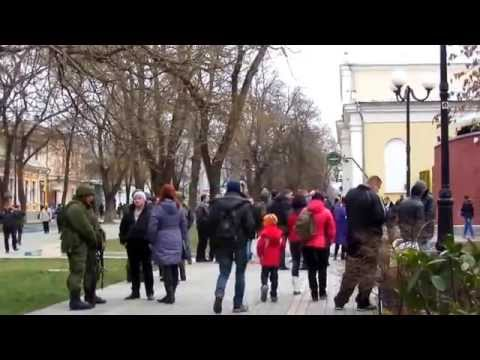 Крымская ВЕСНА: Вежливые