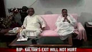 Kalyan Singh resigns from BJP