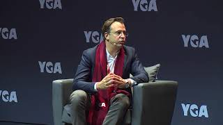 Murat Özyeğin YGA Zirvesi 2017 Konuşması