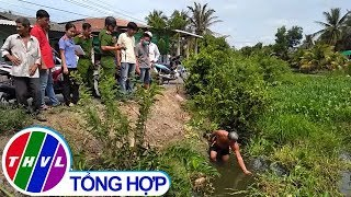 THVL | Vây bắt đối tượng cướp dây chuyền đe dọa người truy đuổi tại Tiền Giang