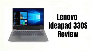 Lenovo Ideapad 330S Review | Digit.in