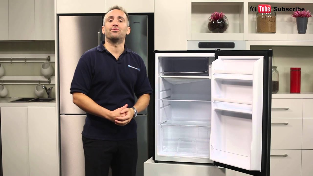 113l Haier Bar Fridge Hrz113ss Reviewed By Product Expert Liances Online