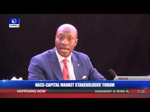 NASS Capital Market Stakholders' Forum Day 2 Pt 3