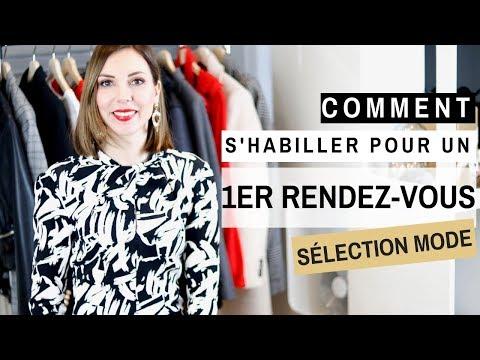 COMMMENT S'HABILLER POUR UN PREMIER RENDEZ-VOUS ? Conseils & Sélection Mode
