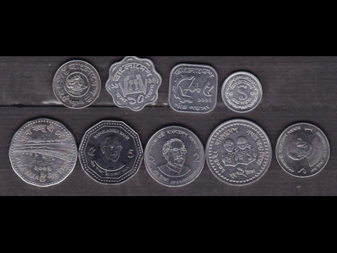 Taka and Coin of Bangladesh first to last
