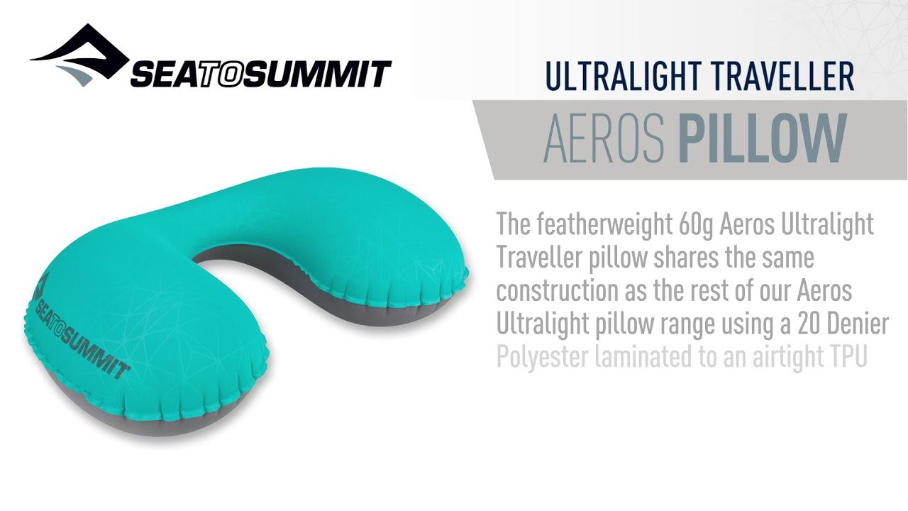 sea to summit aeros traveller pillows