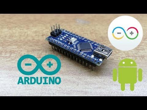 HOW TO PROGRAM AND RESET ARDUINO USING ANDROID SMARTPHONE