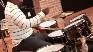 Mapex Drums - Black Panther Black Widow Drumset