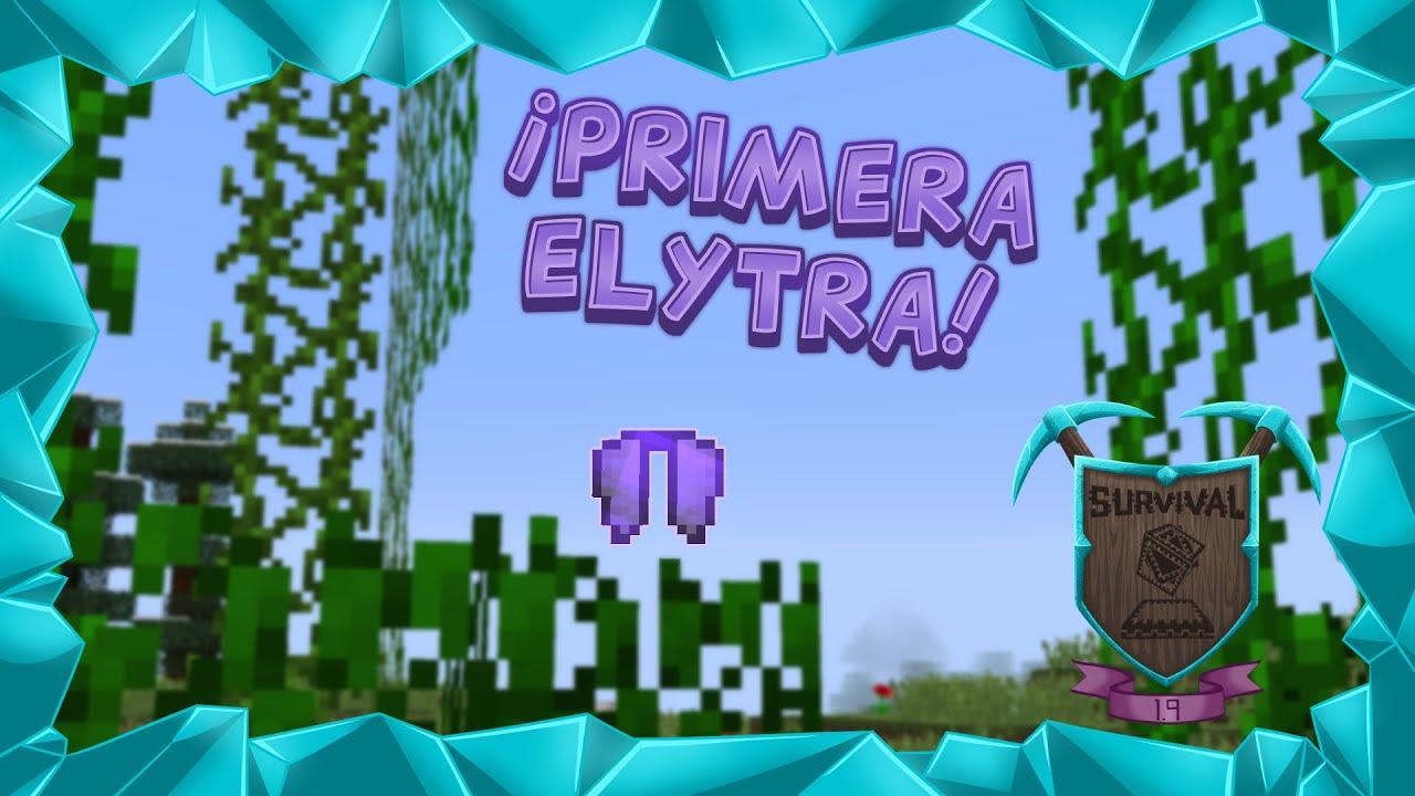 Download Survival 1.9 Ep149, Mi primera Elytra