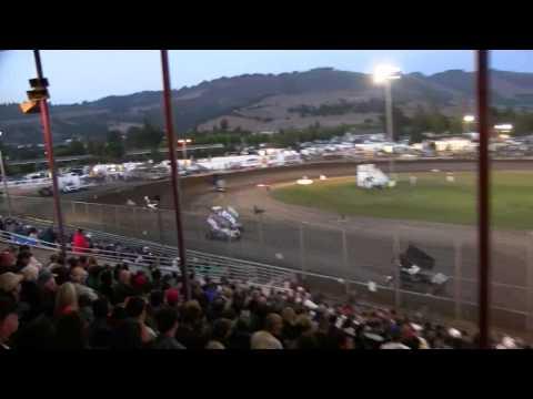 "Dominic Scelzi 8/24/13 Ocean Speedway Watsonville ""Johnny Key Classic"" B Main"