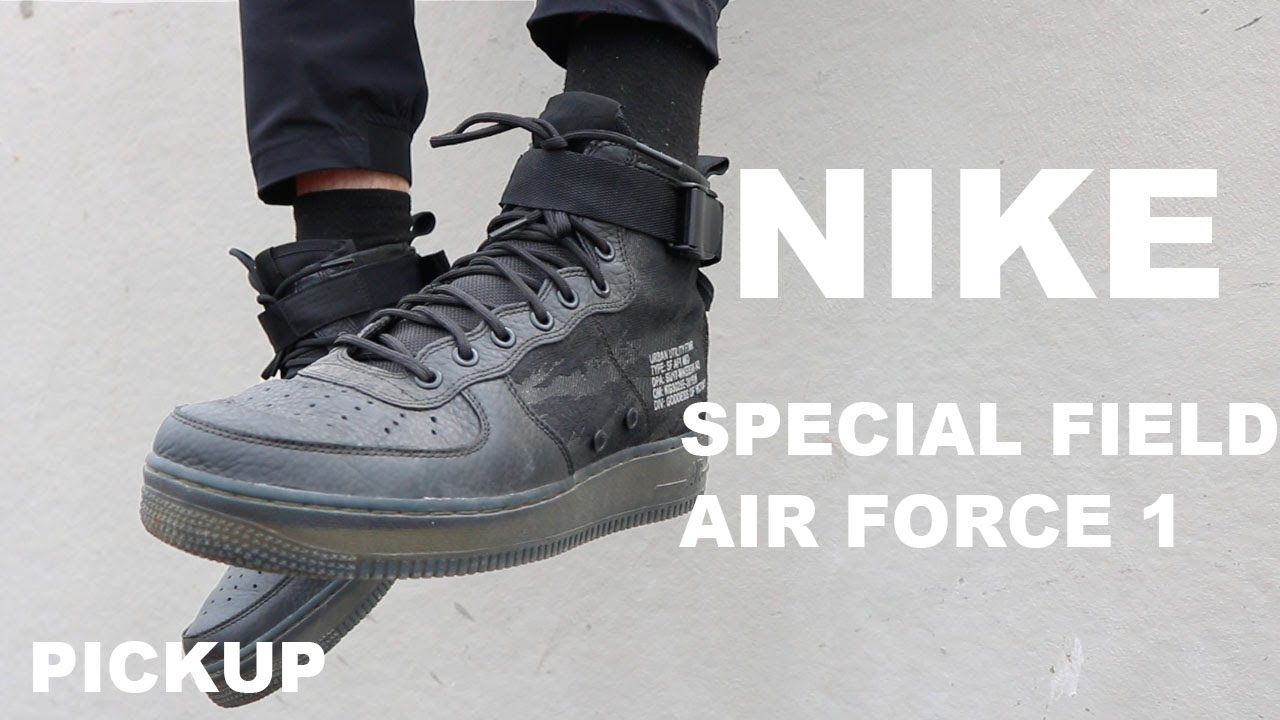 new concept 1e614 18c97 NIKE SPECIAL FIELD AIR FORCE 1 MID | PICKUP