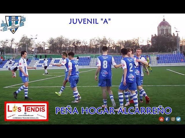 GOLES HOGAR ALCARREÑO JUVENIL