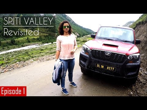 Lahaul Spiti Valley Revisited | Travel Guide | Episode - 1 | Shimla to Sangla