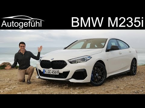 All-new BMW 2-Series Gran Coupé M235i XDrive FULL REVIEW - Autogefühl