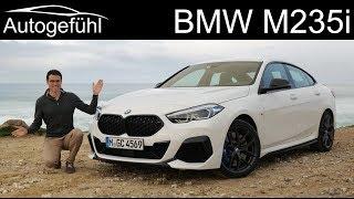 all-new BMW 2-Series Gran Coupé M235i xDrive FULL REVIEW - Autogefühl