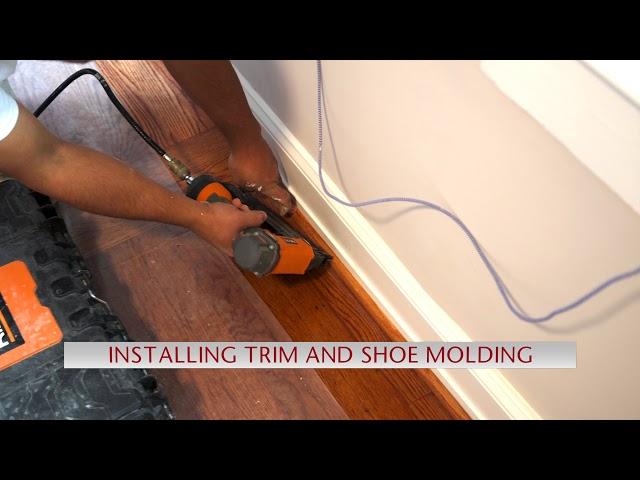 Wood Flooring and Carpet 1