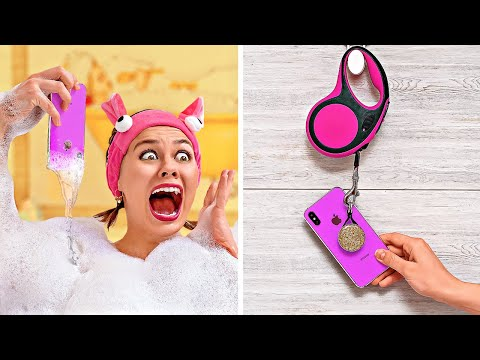 AWESOME BATHROOM HACKS YOU NEED TO KNOW || Restroom Hacks To Save Your Life by 123 GO!