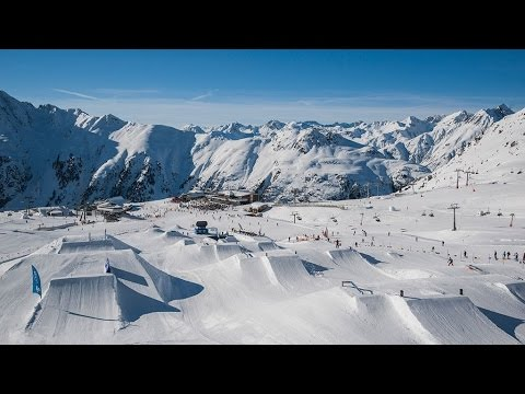 Ski area Ischgl! - review