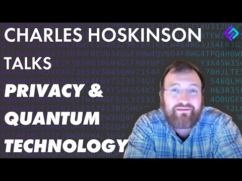 Is quantum technology a threat to blockchain? Charles Hoskinson explains