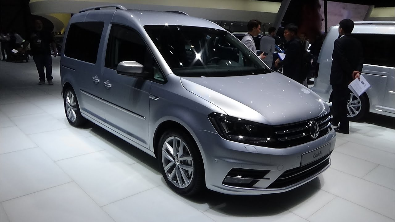Caddy volkswagen 2016
