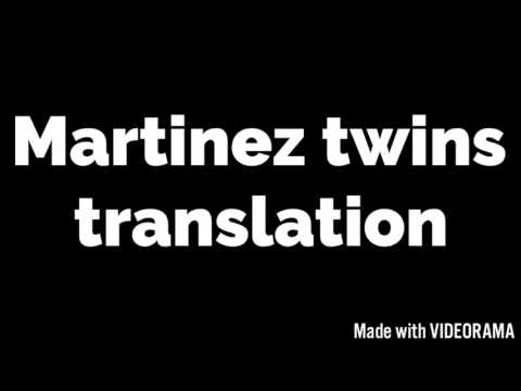 It's Everyday Bro lyrics with Martinez twins translation
