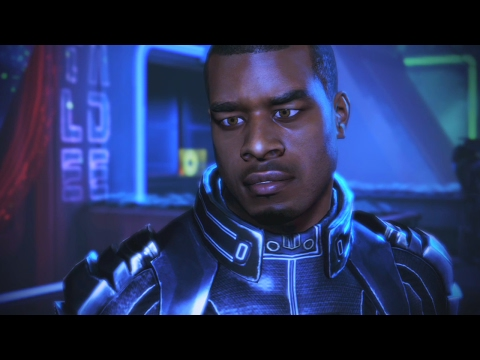 Mass Effect Trilogy: Jacob Romance Complete All Scenes