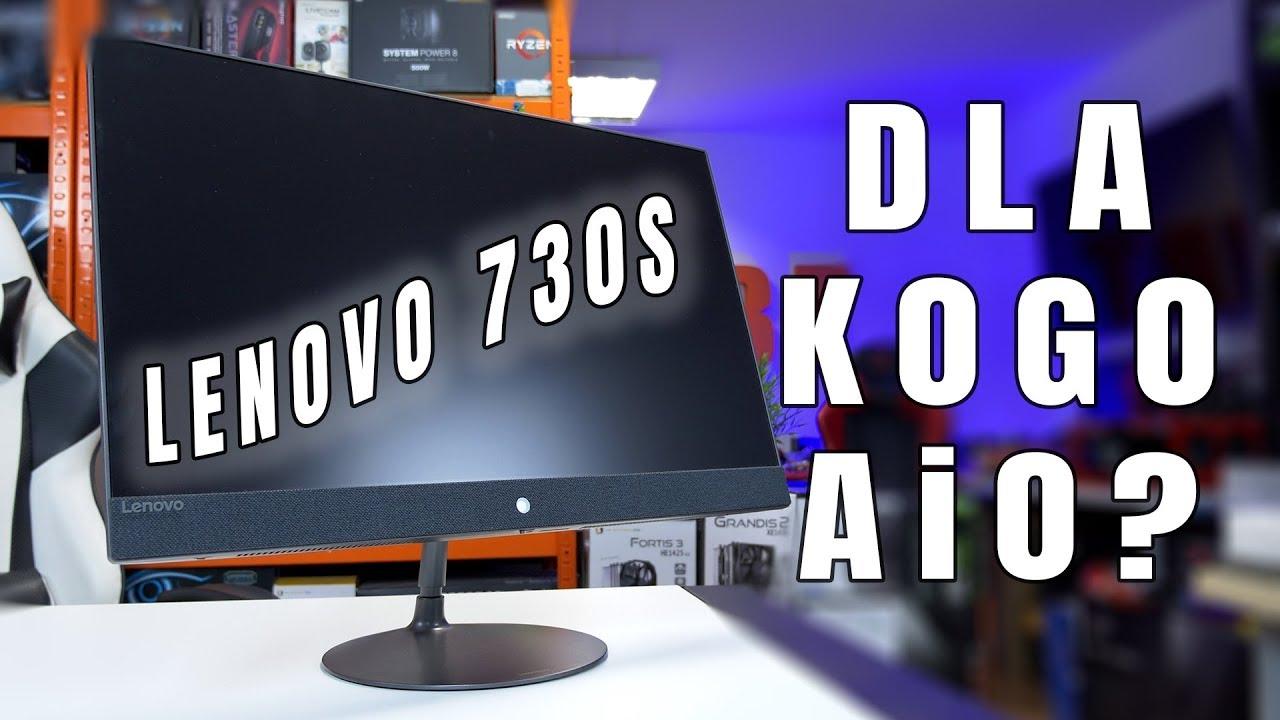 Komputer All in One czyli Lenovo 730s – jak to działa? TEST