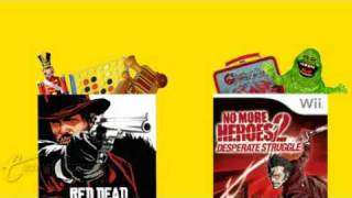 NO MORE HEROES 2: DESPERATE STRUGGLE (Zero Punctuation) (Video Game Video Review)