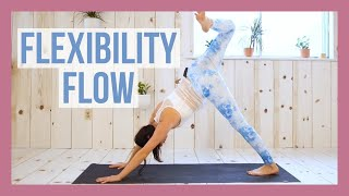 Reach your flexibility goals with this 10 min yoga flow. ONLINE YIN...