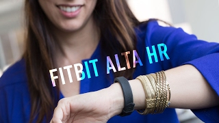 The first new Fitbit of 2017 is the Fitbit Alta HR, with built-in h...