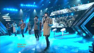 U-Kiss : Someday, Show! Music Core(쇼! 음악중심), EP282, 2011/11/05...