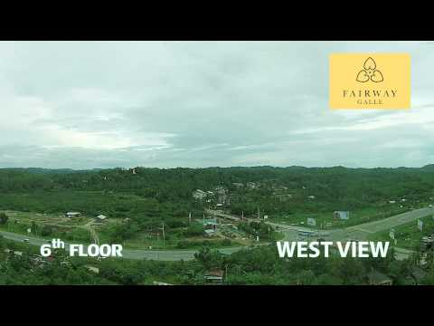 6th Floor West View